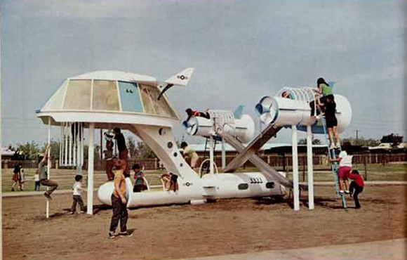 playground Playgrounds From the 70s
