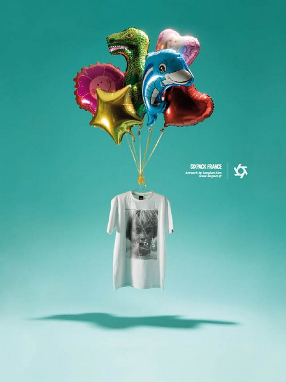 pubssixpackclark Sixpack France AW/09 Print Campaign by Ill Studio