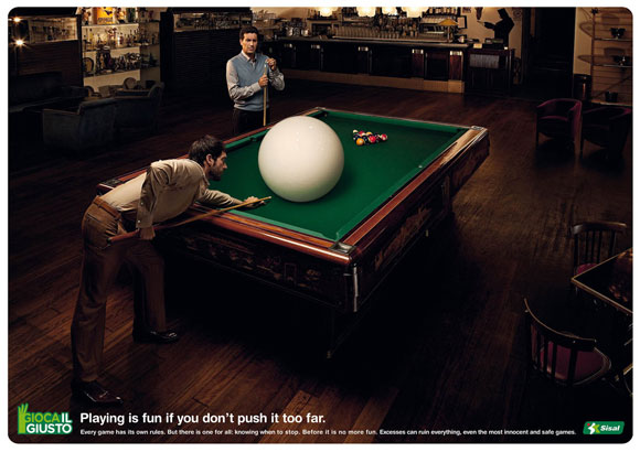 responsible2dyt Sisal Advertising Campaign by Grey