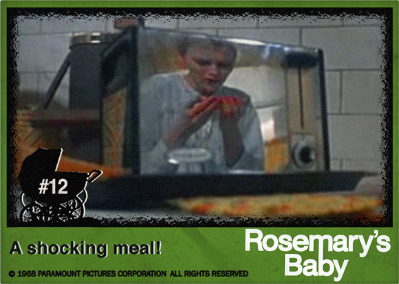 rosemary 580 More Improbable Movie Trading Cards