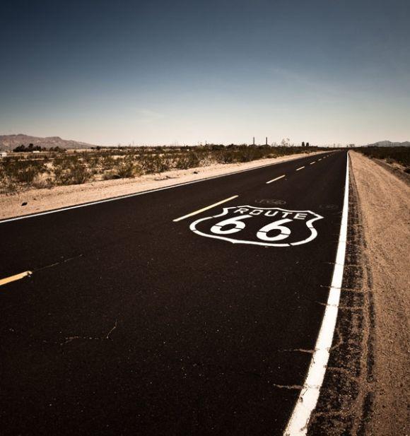 route 66 2 Route 66 Photographed By Giorgio Fochesato