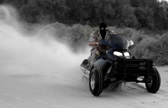 sandx1 Sand X Bike