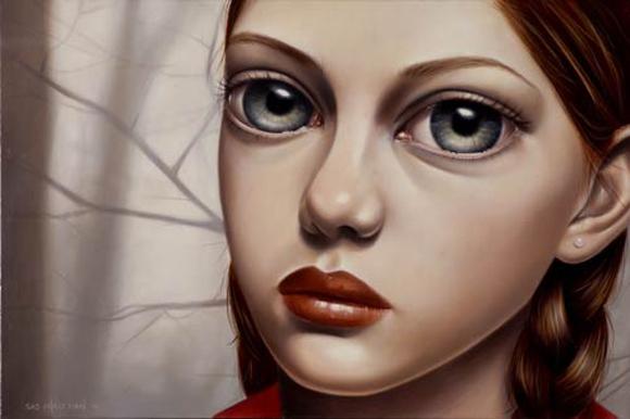 sasDYT01 Beautiful Oil Paintings by Sas Christian