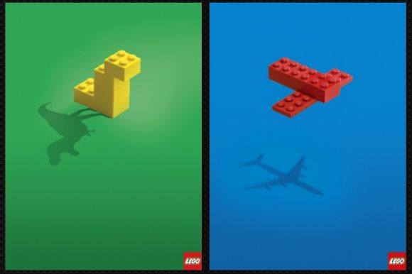screencapture Lego Ad campaign