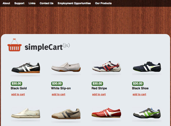simple2 7 Fresh & Effective Shopping Themes for Wordpress