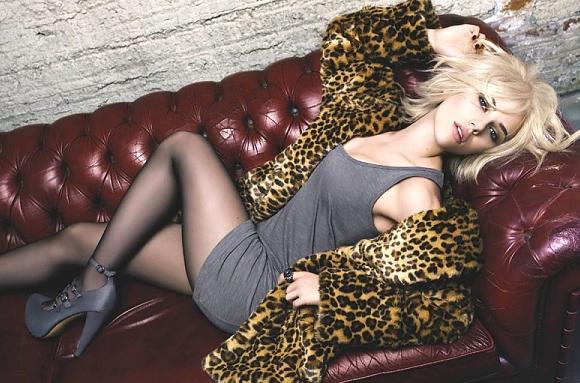sj 1 Scarlett Johansson for Mango