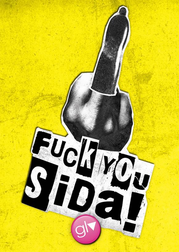 trecoolfuckyousida01 Fuck You Sida! :: acHe, Barcelona