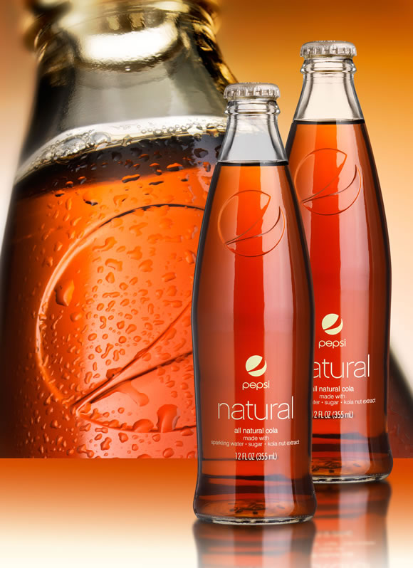 trecoolpepsinatural Pepsi Natural :: premio Clear Choice Award