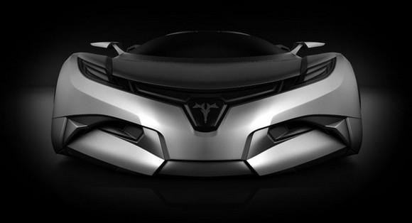 varioconcept Inferno Concept Car Vario