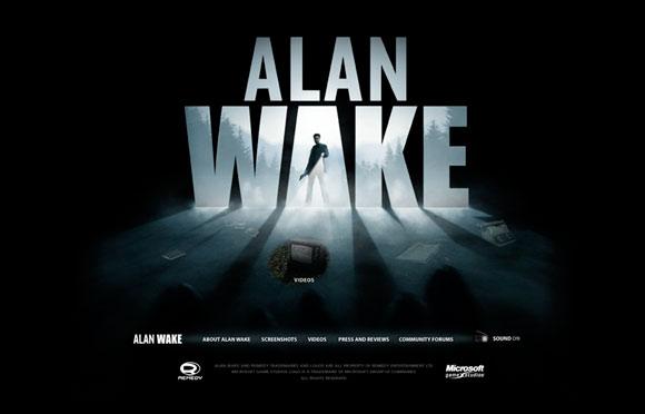 wake web Alan Wake by Barabra
