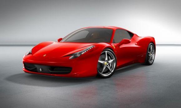 yessir Ferrari 458 Italia