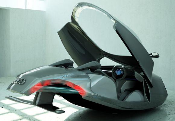 1185211259181733 2009 World Auto Design Contest Winner; Audi Shark