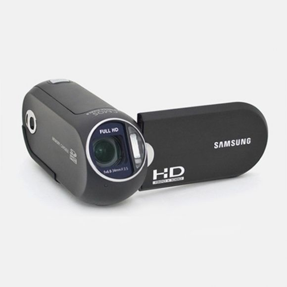 1354981260003401 Samsung HD Camcorder