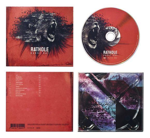 1 rathole cd Rathole   CD Cover