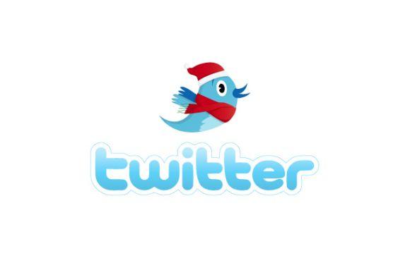 1googleittwitter 10 Social Media Logos Googlized for the Holidays