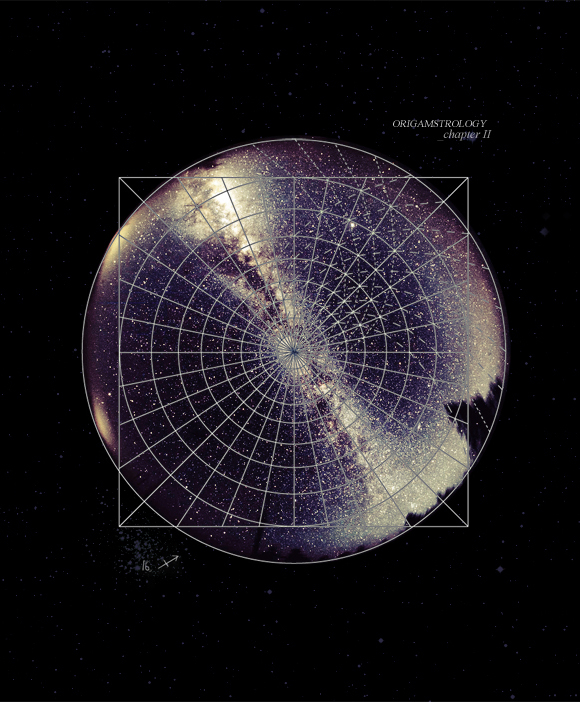 2 01 Origamstrology by Laura Mujico