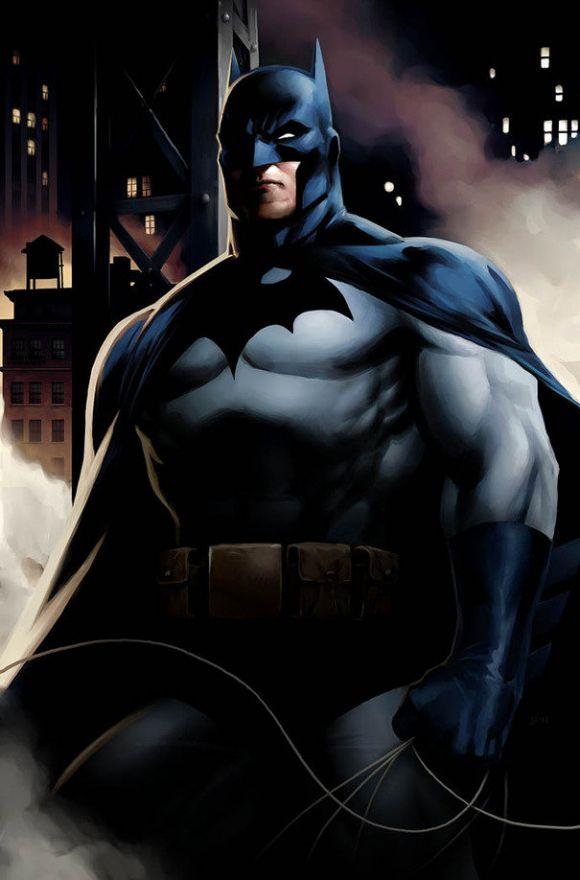 5 01 40 amazing artworks: superheroes