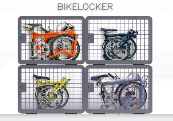 DaniMiras BikeLocker Concept img1 Dani Miras Bike Locker Concept
