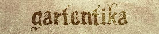 Gartentika free font