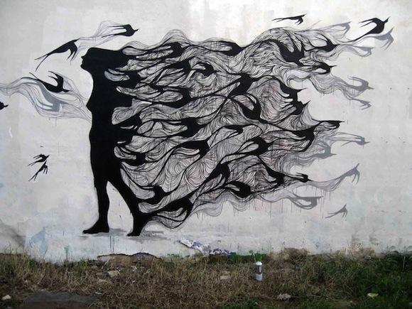 Urban Street Drawings Artwork Urban Street Art