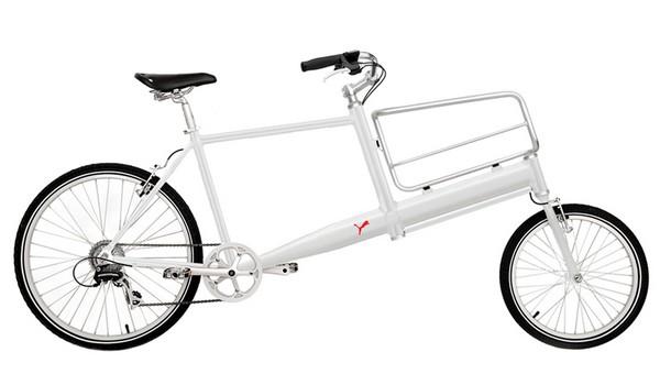 "PUMAMopionBike01 Puma ""Mopion"" Cargo Bike x KiBiSi x Biomega"