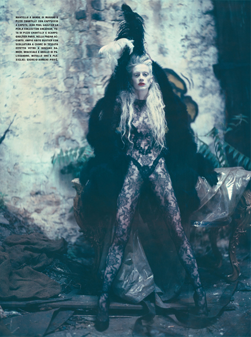 PaoloRoversi3 The Grand Couture by Paolo Roversi