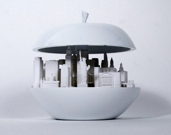 TommyHilfiger2 Freedom Of Creation 3D prints New York Apple