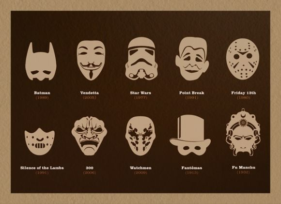 WhatsUnderYourMaskByAdrianPavic1 'What's Under Your Mask?' By Adrian Pavic