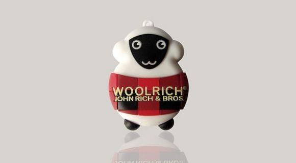 Woolrich Toys 21 1101 Woolrich USB Pen Drive
