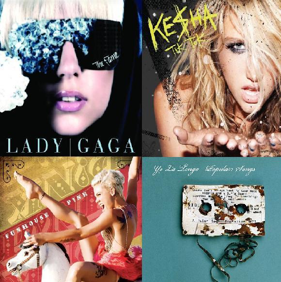 Album Artwork: 2009s Greatest Design Trends