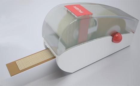 designfetishbandaiddispenser1 Customized Band Aid