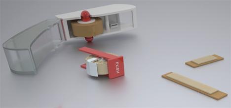 designfetishbandaiddispenser2 Customized Band Aid