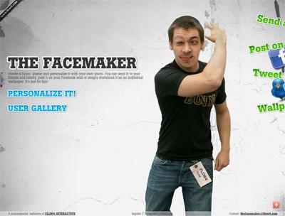 facemaker The Facemaker