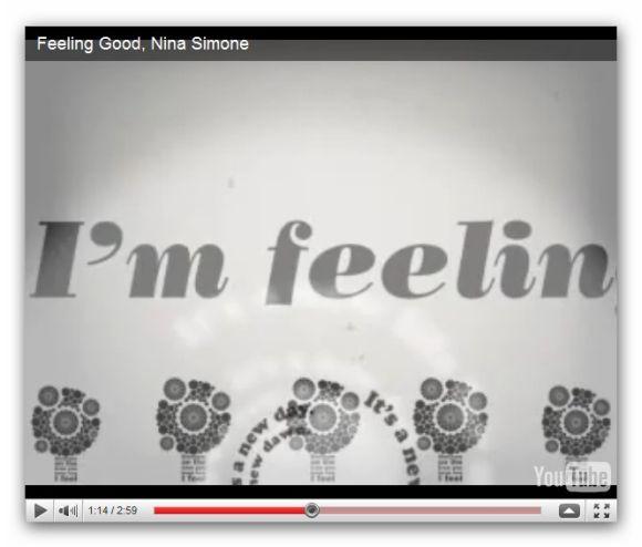 fordytninasimone Nina Simone | Kinetic typography video