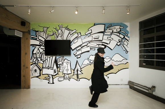 invoke580px2 01 Wall mural by Company Policy + Chairman Ting for Invoke Media
