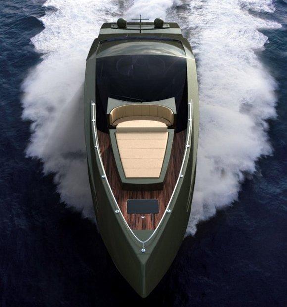 lamboyachtdyt2 Mauro Lecchis Lamborghini Concept Yacht