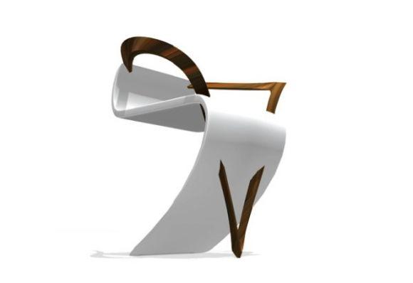 larochechair La Roche Chair By Milla Rezanova