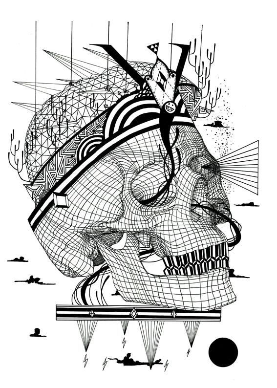 Julian Gallasch man-machine art anatomical heart