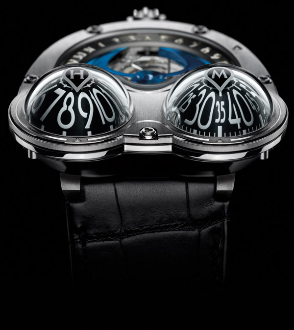 mbandfhm3frogwatch 1 The MBandF HM3 Frog Timepiece