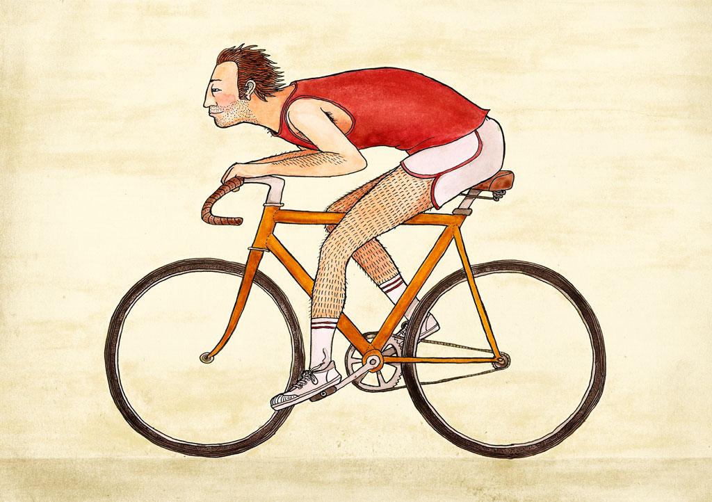 peludoenbici Peludo en bici