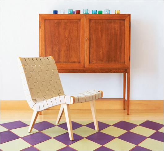 risom Risom Lounge Chair
