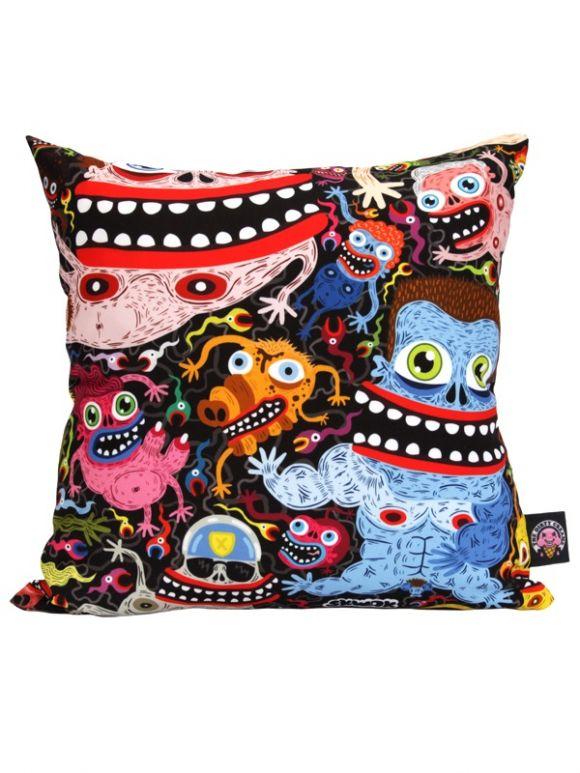 "skwakpillow SKWAK – ""Hall of Fame"" Pillows"