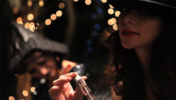 sostill 01 The Suburban Occult: Winter Fashion Video