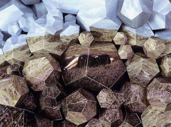 szymonroginski 1 3D Cubist Photography