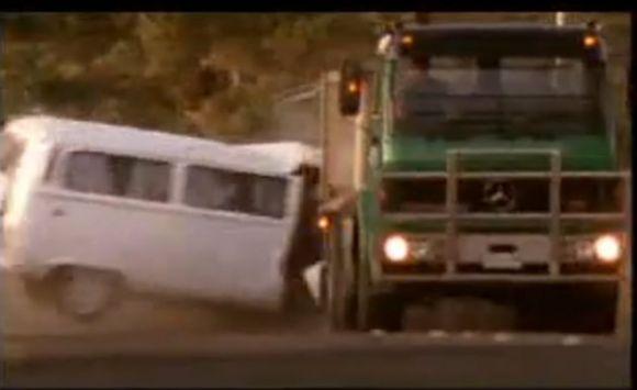 tac4 Drive safely... brutal road safety spot from Australia