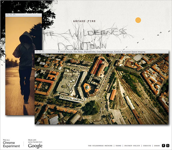 thewildernessdowntown HTML5   The Wilderness Downtown