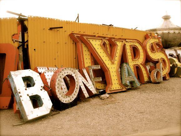 vegasboneyard Las Vegas Boneyard